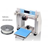 Wholesale Cura Software Self Assembled 3D Printer Filament PLA 1.75mm SD Card from china suppliers