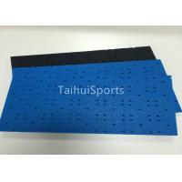 Quality Rubber Shock Pad Underlay Three Layers , Turf Football 10 MM Lawn Pad for sale