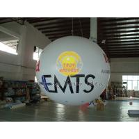 Reusable durable Commercial advertising helium balloons with 170mm tether points