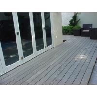 Wholesale Balcony and Veranda Decks Composite Decking Coextruding Tongue Groove System from china suppliers