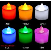Wholesale Polypropylene Plastic Candle Shape LED Fliker Flameless Candles Light For Wedding Party from china suppliers