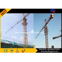 Wholesale Building Electric Crane Tower , Large Cranes Construction 29M Freestanding Height from china suppliers