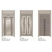 Wholesale Commercial Lift Spare Parts Custom Elevator Doors Corrosion Resistance from china suppliers