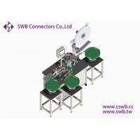 Wholesale LED Automatic Connector Assembly Machine Automatic Feeding By Vibrating Plate from china suppliers