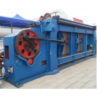 Wholesale Automatic Gabion Mesh Machine For Galvanized And PVC Coated Wire from china suppliers