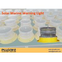 Wholesale PC Housing IP68 Led Nav Lights Marine Round Base 5NM Distacne Beam from china suppliers