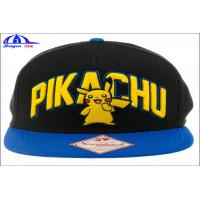 Wholesale 5 Panel Custom Baseball Caps / Fitted Baseball Caps With Crystal Logo from china suppliers