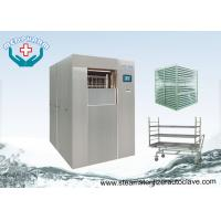 Wholesale Pre Vacuum And Post Vacuum Double Door Laboratory Autoclave For Life Science from china suppliers