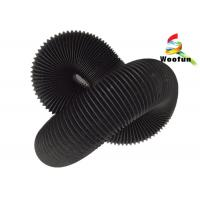 Wholesale Aeration System Fire Rated Flexible Ducting , Collapsible PVC Aluminum Ventilation Air Duct from china suppliers