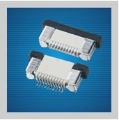Wholesale Single Row Vertical SMT Easy On FPC / FFC Connectors 4 ~ 100 Pin For Smartphone from china suppliers