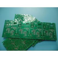 Wholesale 4 Layer 2.4mm Thick Double Sided Pcb 2oz Outer Layer 1oz Inner Layer from china suppliers