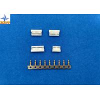 Wholesale 1A AC / DC PCB Wire Connectors , Wire To Board Connector Pitch 1.0mm With PA66 from china suppliers