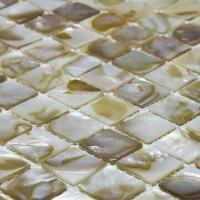 Wholesale Pearl Mosaic, Made of Natural Shell, Joints or no Joints Can be Offered Based on the Clients' Need from china suppliers
