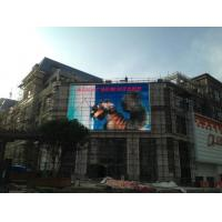 Quality High brightness 1R1G1B p10 DIP led display Screen Performance for sale