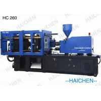 Wholesale Automatic 260 Ton Plastic Injection Molding Machine With Hydraulic System from china suppliers