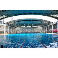 Wholesale Energy Savings Prefabricated Steel Structures Swimming Pool Roof Covers from china suppliers