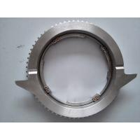 Wholesale Rounded Steel Jaw Chuck Textile Machinery Spare Parts , Rotary Printing Machine Parts from china suppliers