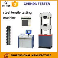 Buy cheap WAW-600D Hydraulic Universal Testing Machine +Universal Tensile Testing Machine+ Tensile Strength Testing Machine from wholesalers