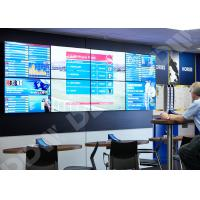 Wholesale DDW lcd video wall video wall display HDMI DVI VGA AV YPBPR IP IP RS232 control 1920*1200 from china suppliers