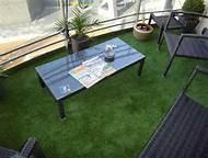 Wholesale W shape green Commercial Artificial Grass grass lawns / fake lawn grass from china suppliers