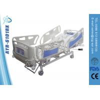 Wholesale Backrest X - Ray Orthopedic / Bariatric Electric Hospital Bed With ABS Foot Board from china suppliers