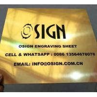 Wholesale 1200*600mm Laser Engraving Sheet With Good Anti - Wind Ability Square Shaped from china suppliers