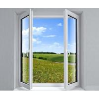 Wholesale Household White Inward Swing Aluminium Casement Windows Powder Coated from china suppliers