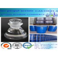 Wholesale Isopropyl Acetate Chemical Solvents Dehydrating Agent CAS 108-21-4 C5H10O2 from china suppliers