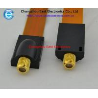 Wholesale F Flat window through coax coupler cable from china suppliers