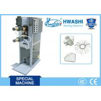 Wholesale Portable Foot Operated Spot Welder For Iron Electrical Box / Steel Sheet / Wire Frame from china suppliers