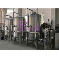 Quality 12000LPH Hydecanme Drinking Water treatment System Factory With Good Quality for sale