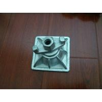 Quality Scaffolding Accessories φ17 Zinced  Casted and  Forged swivel Square plat  Combi nut for sale