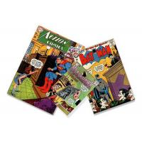 Buy cheap Offset Printing Comics Print On Demand Custom Marvel Comic Books Printing Service from wholesalers