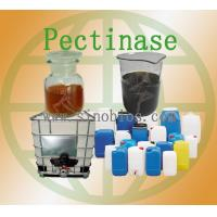 Quality Concentrated Pectinase Liquid Food Grade Enzyme 30000u/mL Szym-PEC30LFO for sale
