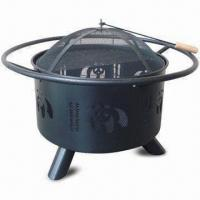 Wholesale Fire Pit, Measures 86 x 86 x 68cm from china suppliers