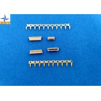 Wholesale 1.25mm Pitch Miniature Crimping Connector UL-listed Grey Color Lvds Display Connector from china suppliers