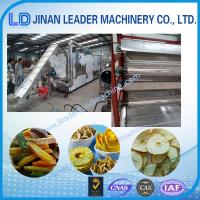 Wholesale industrial fruit and vegetable drying machine superior food machinery from china suppliers