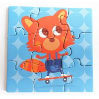 Wholesale Interesting Magnetic Activity Set , Educational Jigsaw Puzzles 9 X 9 Cm from china suppliers
