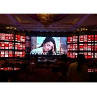 Wholesale High Power RGB LED Screen Waterproof / SMD Large Led Display Board For Stage Performance from china suppliers