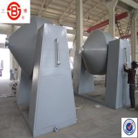 Buy cheap 6rpm speed rotary vacuum paddle dryer , vacuum drum dryer 100 - 5000L volume from wholesalers