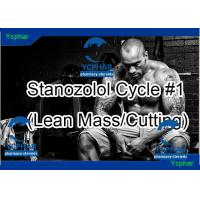 Wholesale Stanozolol Oral Cycle 10148-03-8 / Muscle Gain Lean Mass Cycle Suggestions from china suppliers
