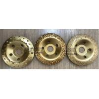 Buy cheap 115mm Tungsten Carbide Abrasive disc for grinding rubber and Fabric. from wholesalers