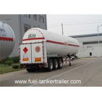 Wholesale High Pressure Cryogenic LNG Tanker Trailer for long - distance transportation from china suppliers