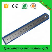 Wholesale Wholesale 15cm Stainless steel ruler measuring tool with logo printed from china suppliers