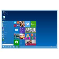 Quality Microsoft Windows 10 Home 64 Bit Retail Builder OEM Windows 10 Retail Box for sale