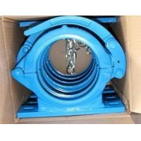 Wholesale Custom Quick Release Pipe Clamps Coupling Sany / Schwing Concrete Pump Parts from china suppliers
