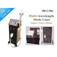 Wholesale TUV Approved Laser Removal Equipment Alexandrite  For Women 2000W Peak Power from china suppliers