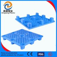 Quality HDPE single side plastic pallets for sale for sale