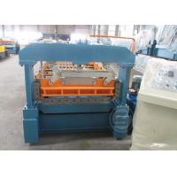 Wholesale Coil Width 914 / 925 mm Metal Roof Roll Forming Machine 26 Roller Stations from china suppliers