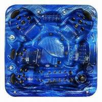 Wholesale Hot Tub SPA (S600) - Modern Design 91 Jets 6 Seating Capacity from china suppliers